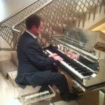 Pianist at the Dorchester