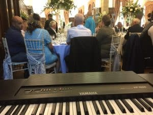 Pianist for Weddings