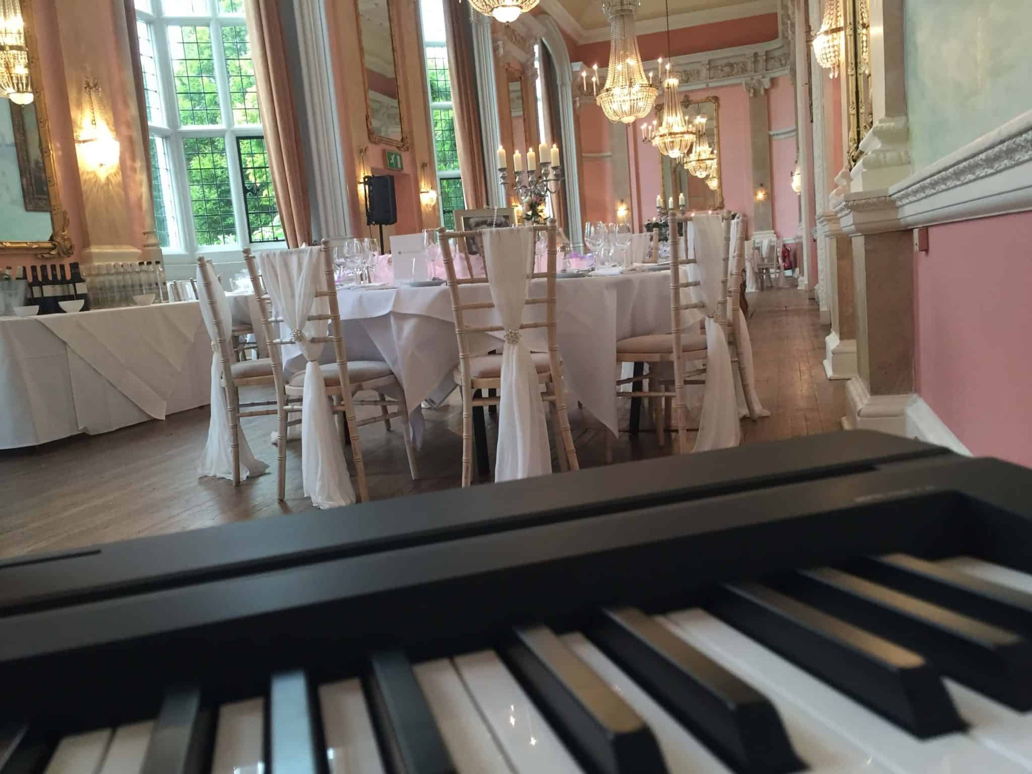 Pianist View