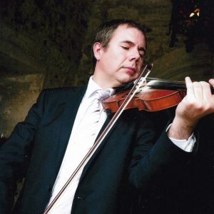 Simon Jordan Violinist